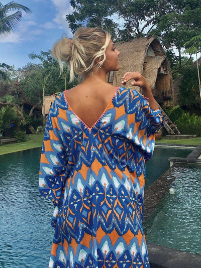 Valentina Kaftan Kaftan Feather & Find