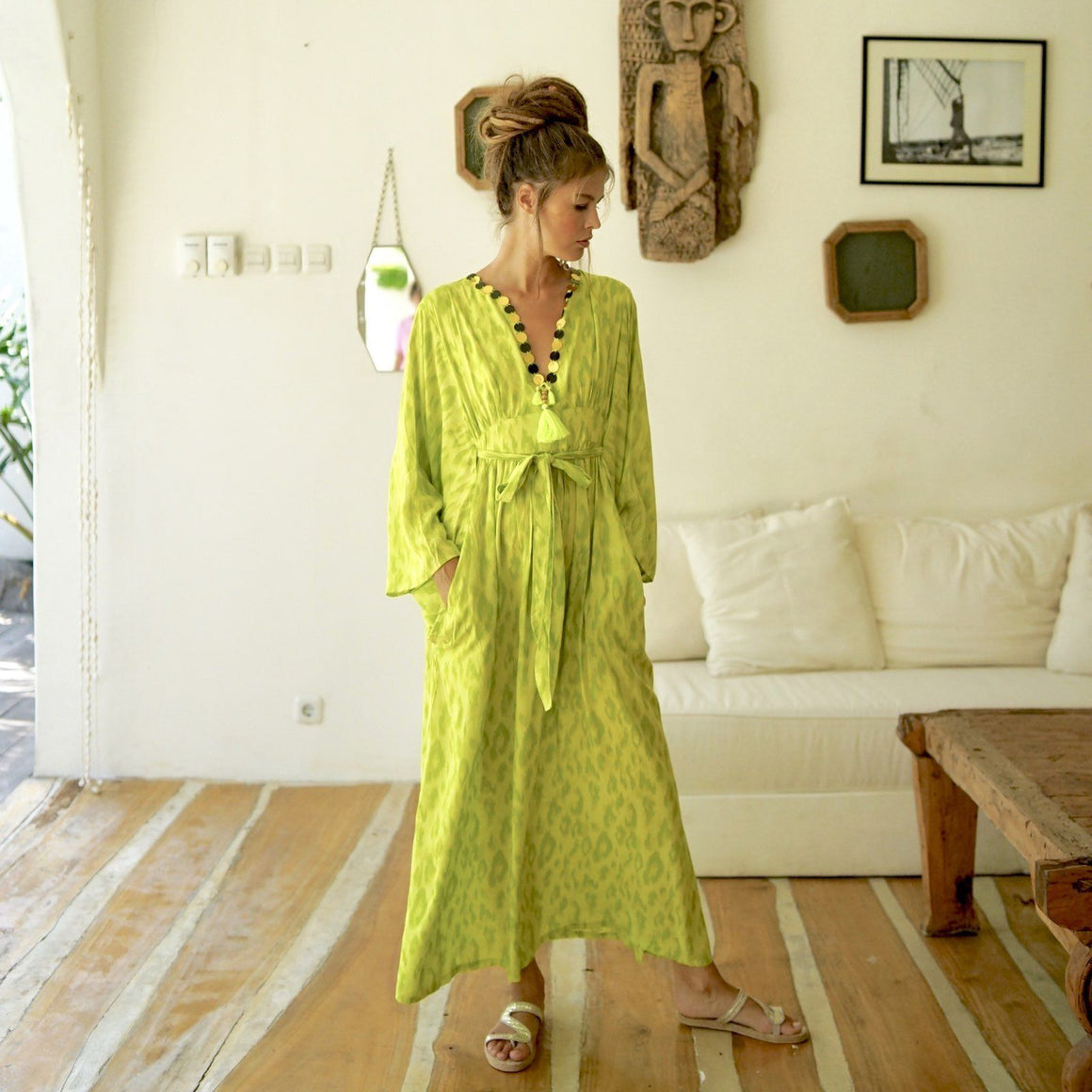 MARIPOSA KAFTAN Kaftan Feather & Find