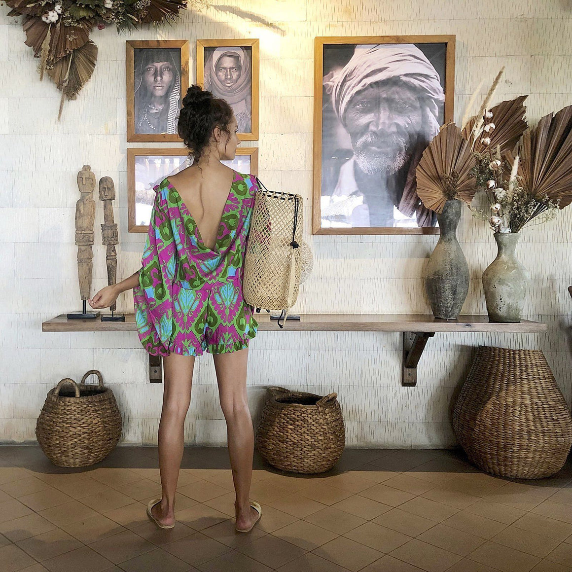 MONTAUK PLAYSUIT *** Jumpsuit Feather & Find