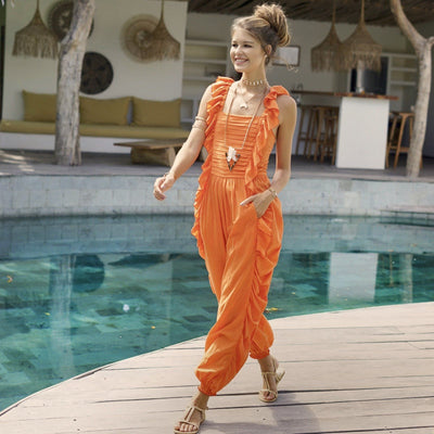 STARDUST JUMPSUIT *** Feather & Find