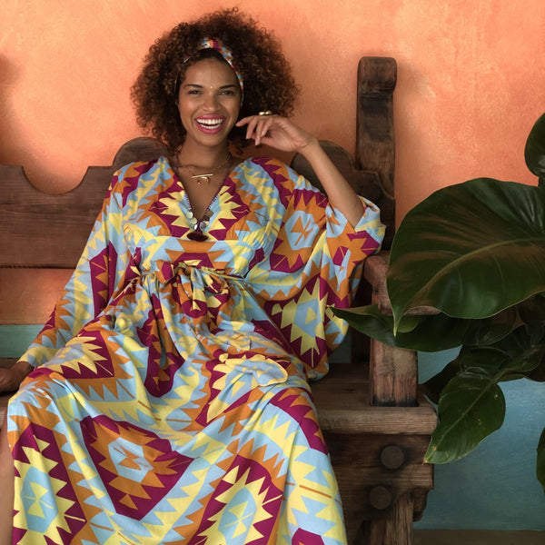 mariposa kaftan Kaftans Feather & Find