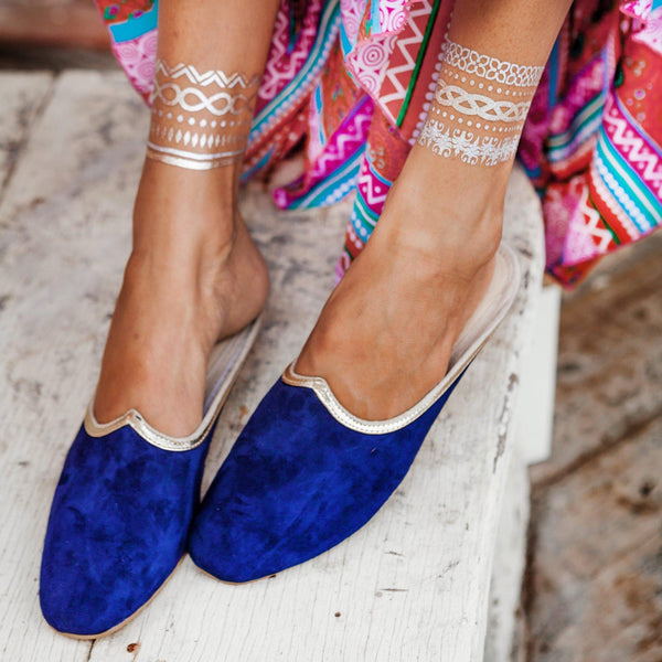 shiva slipper Shoes Feather & Find