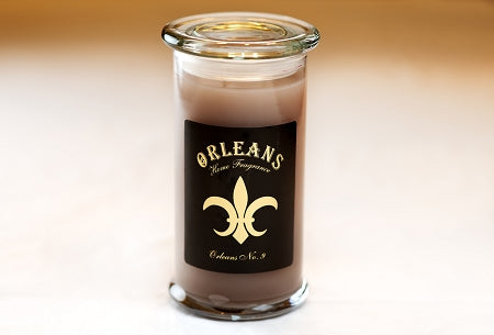 Orleans 18oz Elite Jar Candle