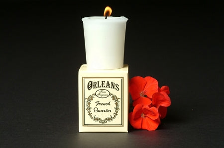 Box of 24 Orleans Votive Candles