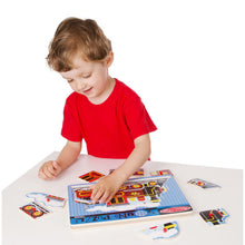 Melissa and Doug Train Sound Puzzle - 9 Pieces - All-Star Learning Inc. - Proudly Canadian