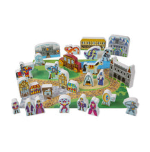 Melissa and Doug Wooden Castle Play Set - All-Star Learning Inc. - Proudly Canadian