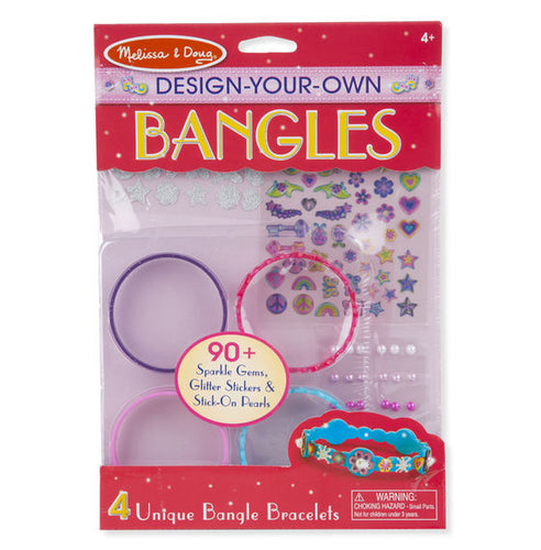 Melissa and Doug Design-Your-Own Bangles - All-Star Learning Inc. - Proudly Canadian
