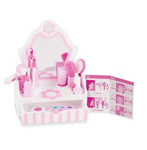 Melissa and Doug Beauty Salon Play Set