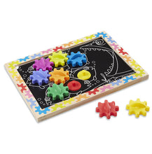 Melissa and Doug Switch & Spin Magnetic Gear Board - All-Star Learning Inc. - Proudly Canadian