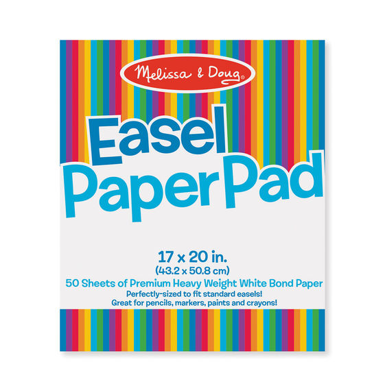 Melissa and Doug Easel Paper Pad - All-Star Learning Inc. - Proudly Canadian