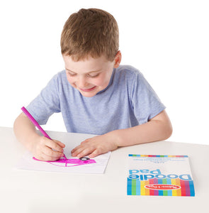 Melissa and Doug Doodle Paper Pad