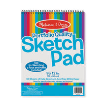 Melissa and Doug Quality Spiral-Bound Sketch Pad - All-Star Learning Inc. - Proudly Canadian