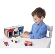 Melissa and Doug Keys & Cars Rescue Garage - All-Star Learning Inc. - Proudly Canadian