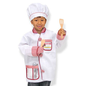 Melissa and Doug Chef Role Play Costume Set - All-Star Learning Inc. - Proudly Canadian