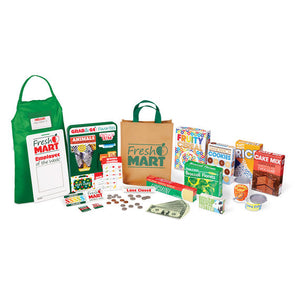 Melissa and Doug Fresh Mart Grocery Store Companion Collection - All-Star Learning Inc. - Proudly Canadian