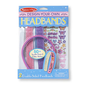 Melissa and Doug Created by Me! Headbands Design and Decorate Craft Kit - All-Star Learning Inc. - Proudly Canadian