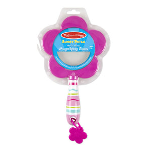 Melissa and Doug Pretty Petals Magnifier - All-Star Learning Inc. - Proudly Canadian