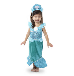 Melissa and Doug Mermaid Role Play Costume Set - All-Star Learning Inc. - Proudly Canadian