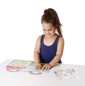 Melissa and Doug Puffy Stickers Play Set: Fairy - All-Star Learning Inc. - Proudly Canadian