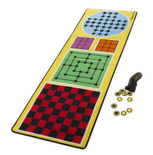 Melissa and Doug 4-in-1 Game Rug - All-Star Learning Inc. - Proudly Canadian