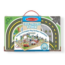 Melissa and Doug Take-Along Town - All-Star Learning Inc. - Proudly Canadian
