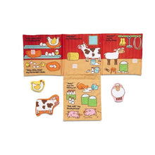 Melissa and Doug K's Kids On the Farm Cloth Book - All-Star Learning Inc. - Proudly Canadian