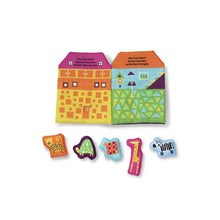 Melissa and Doug K's Kids Who Lives Here Cloth Book - All-Star Learning Inc. - Proudly Canadian