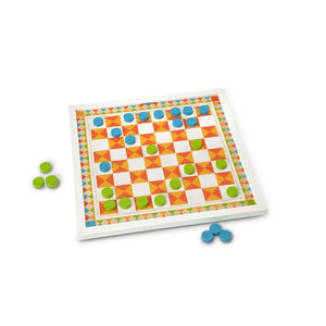 Melissa and Doug Wooden Backgammon & Checkers - All-Star Learning Inc. - Proudly Canadian