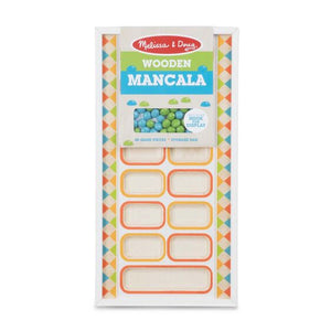 Melissa and Doug Wooden Mancala - All-Star Learning Inc. - Proudly Canadian