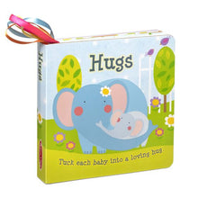 Melissa and Doug Hugs Board Book - All-Star Learning Inc. - Proudly Canadian