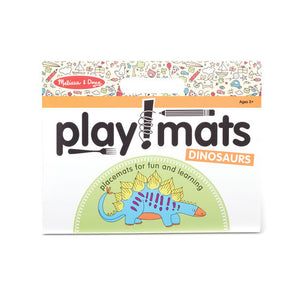 Melissa and Doug Playmats - Dinosaurs - All-Star Learning Inc. - Proudly Canadian