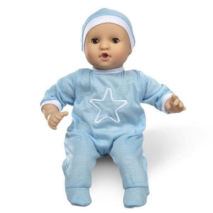 Melissa and Doug Mine to Love Jordan 12-Inch Baby Doll - All-Star Learning Inc. - Proudly Canadian
