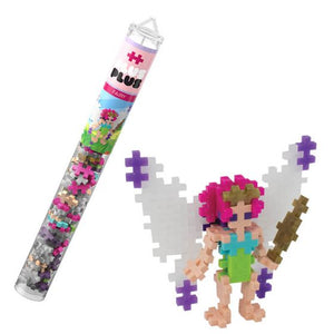 Plus-Plus Tube - Fairy - All-Star Learning Inc. - Proudly Canadian