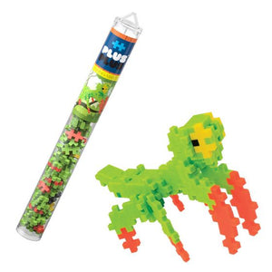 Plus-Plus Tube - Praying Mantis - All-Star Learning Inc. - Proudly Canadian