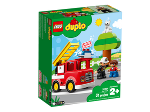 LEGO DUPLO Fire Truck - All-Star Learning Inc. - Proudly Canadian