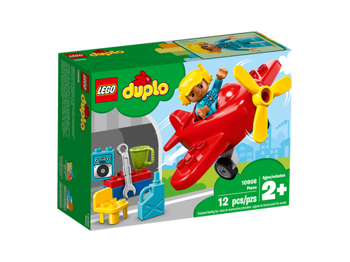 LEGO DUPLO Plane - All-Star Learning Inc. - Proudly Canadian