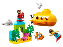 LEGO DUPLO Submarine Adventure - All-Star Learning Inc. - Proudly Canadian