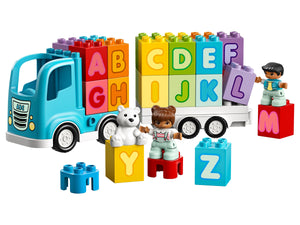 LEGO DUPLO Alphabet Truck - All-Star Learning Inc. - Proudly Canadian