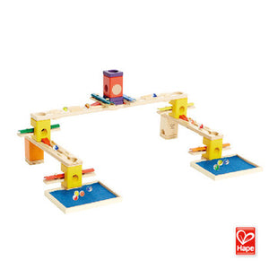 Hape Quadrilla Marble Run - Music Motion - All-Star Learning Inc. - Proudly Canadian