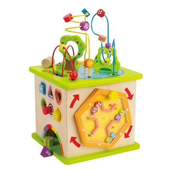 Hape Country Critters Play Cube - All-Star Learning Inc. - Proudly Canadian