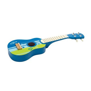 Hape Ukulele, Blue - All-Star Learning Inc. - Proudly Canadian