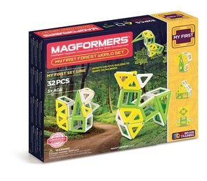 Magformers - My First Forest Friend - All-Star Learning Inc. - Proudly Canadian