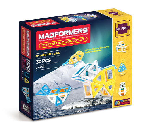 Magformers - My First Ice World - All-Star Learning Inc. - Proudly Canadian