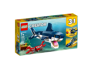 LEGO Deep Sea Creatures - All-Star Learning Inc. - Proudly Canadian