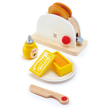 Hape NEW Pop-up Toaster Set - All-Star Learning Inc. - Proudly Canadian