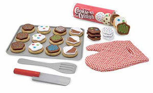 Melissa and Doug Slice & Bake Cookie Set - All-Star Learning Inc. - Proudly Canadian