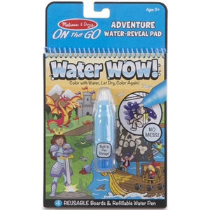 Melissa and Doug Water Wow - Adventure - All-Star Learning Inc. - Proudly Canadian