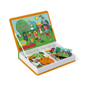 Janod 4 Seasons Magnetibook - All-Star Learning Inc. - Proudly Canadian
