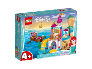 LEGO Ariel's Seaside Castle - All-Star Learning Inc. - Proudly Canadian