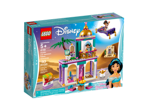 LEGO Aladdin and Jasmine's Palace Adventures - All-Star Learning Inc. - Proudly Canadian